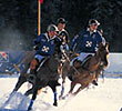 Cartier Polo World Cup on Snow