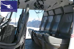 Eurocopter AS350 Passenger Hold