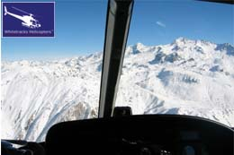 Shared Helicopter Transfers - Seating Arrangements - Front Seat