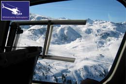 Shared Helicopter Transfers - Seating Arrangements - Side Window Seat