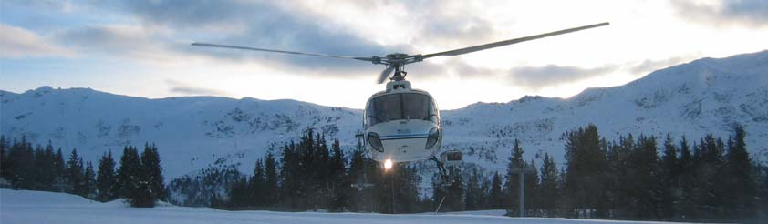 Engelberg Helicopters - Helicopter Transfers, Airport Transfers, Sightseeing and Tourist Helicopter Flights and Tours