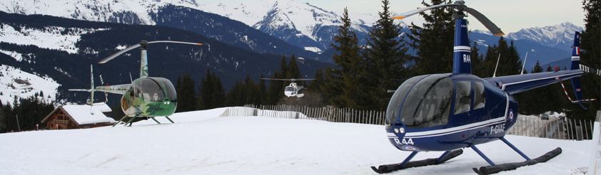 Leukerbad Helicopters - Helicopter Transfers, Airport Transfers, Sightseeing and Tourist Helicopter Flights and Tours