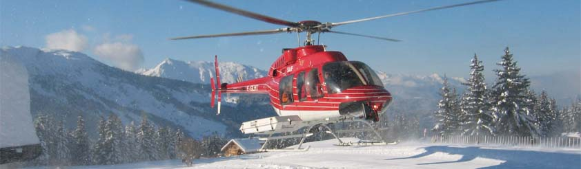Murren Helicopters - Helicopter Transfers, Airport Transfers, Sightseeing and Tourist Helicopter Flights and Tours